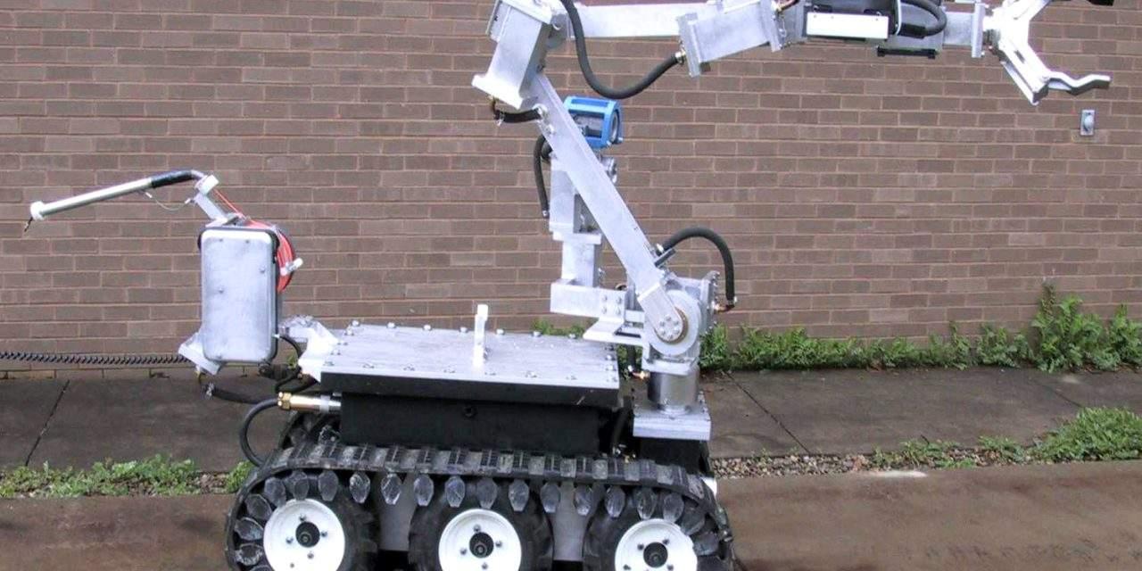 Killer Robot used by Dallas Police Sparks Debate