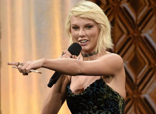 Taylor Swift defends herself in latest salvo in Kanye battle