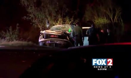 Man Dies in High Speed Chase Rollover just South of Mission