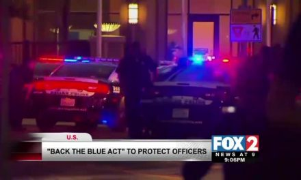 New Proposal To Protect Police