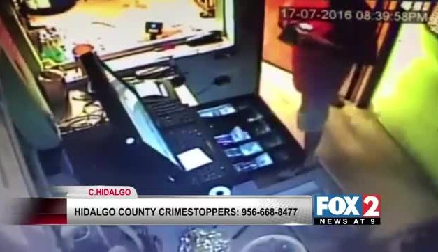 Police Search For Two Who Held Drive Thru at Knifepoint
