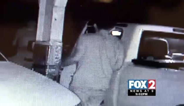 Robbery Suspects Caught on Surveillance Video in Edinburg