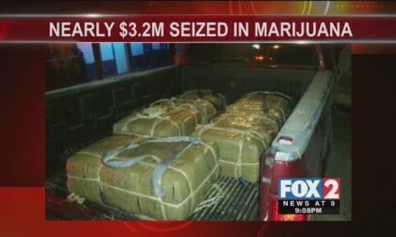 RGV Border Patrol Seize $3 Million in Drugs