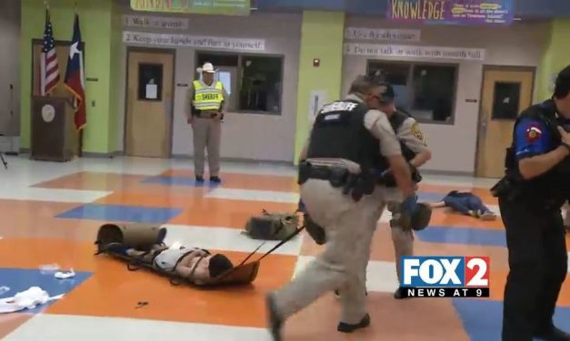 New Law Helps Officers Train For Active Shooter Situations