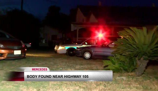 Body Found On Vermont Street in Mercedes
