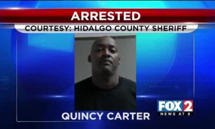 Former Cowboy Jailed In Hidalgo County