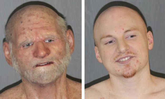 A 31-Year-Old Fugitive Has Been Hiding by Disguising Himself as an Old Man