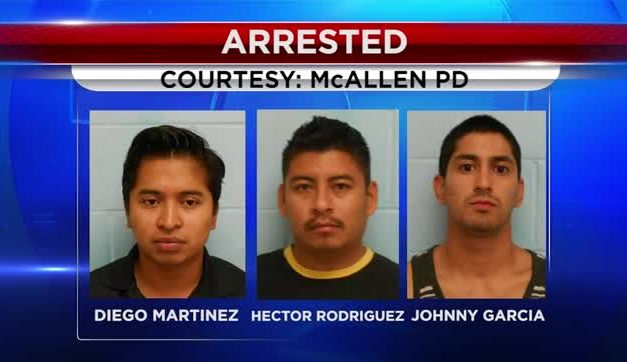 Police Arrest Three Men For Sexually Soliciting Minors online