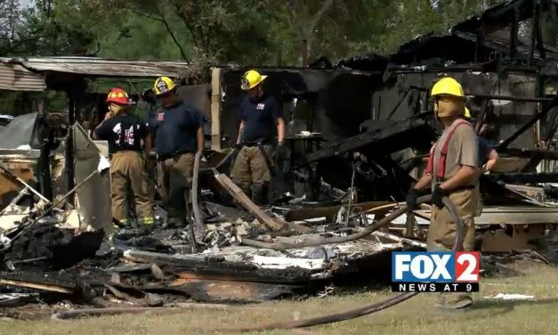 Fire Destroys Three Homes in Progreso