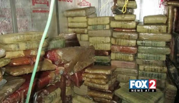 Underground Bunker Filled With Drugs Discovered