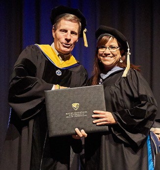 Edinburg Native Dorinda Rodriguez Earns Doctorate in Occupational Therapy