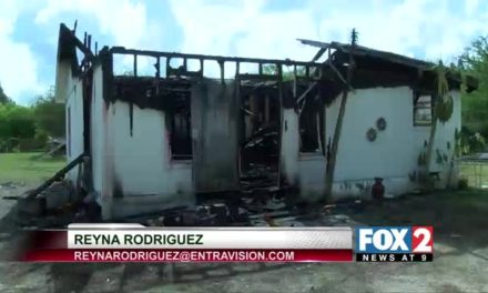 Family Loses Home to a Fire