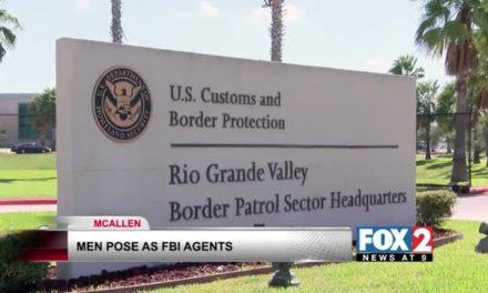 FBI Investigating Pseudo-Cop Raids