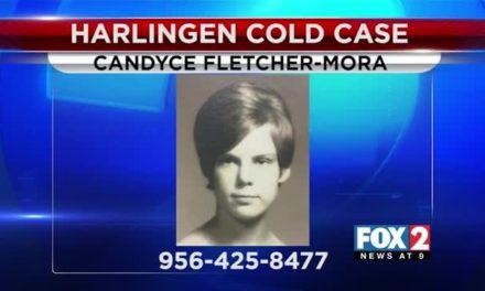 Harlingen PD Seek Public's Help in Cold Case