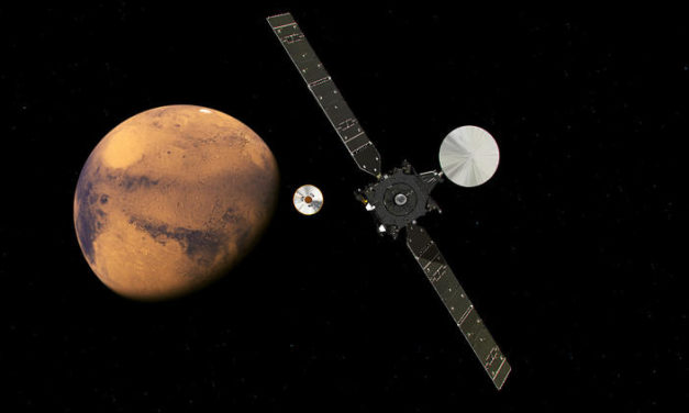 European Mars lander's fate unclear, 'not good signs'