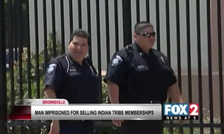 Man Arrested For Selling Tribal Memberships