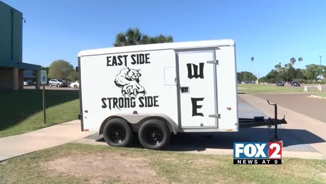 Thieves Strike Weslaco East Athletic Club