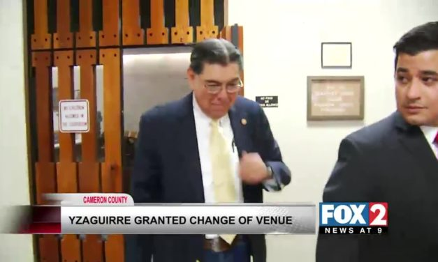 Yzaguirre Granted Change of Venue