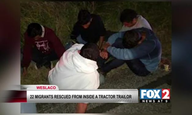 22 Undocumented Immigrants Rescued in Weslaco