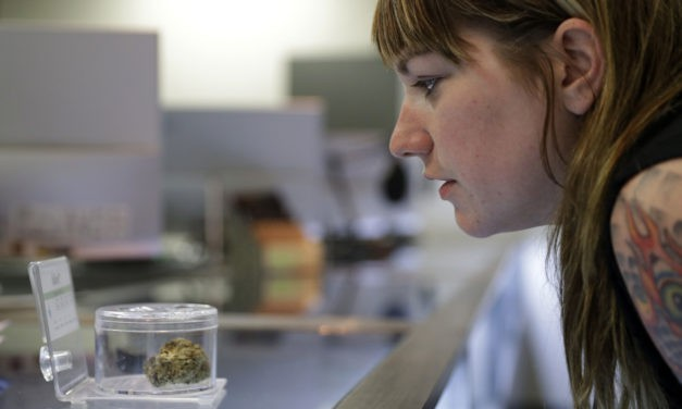 Ballot could add legal recreational marijuana to Las Vegas' list of vices