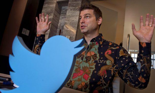 Twitter executive Adam Bain heading out as company falters