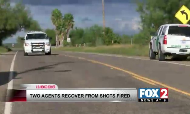 Agents Recovering After Being Shot