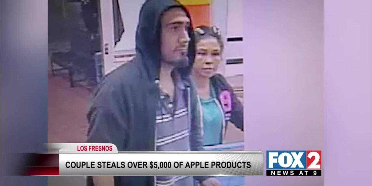 Apple Products Robbers Identified