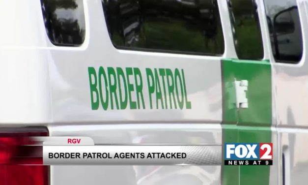 Border Patrol Agents Attacked
