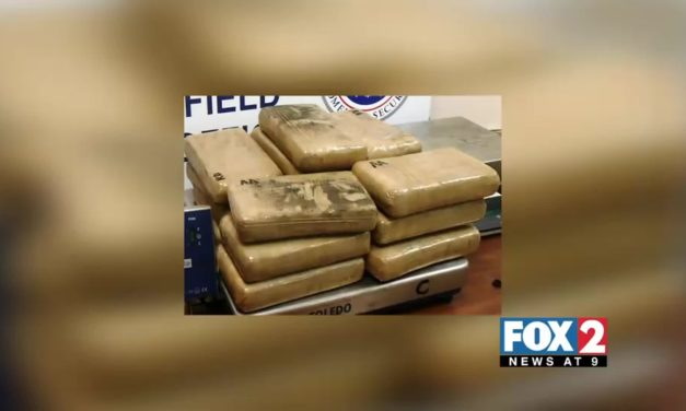 Border Patrol Seizes Over $300K In Cocaine