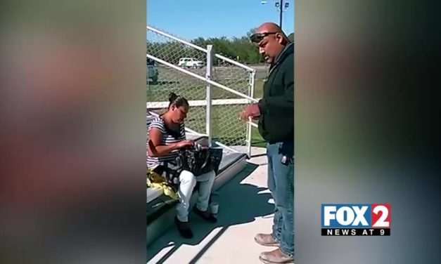 Controversial Video Surfaces of BP Detaining Woman and Child