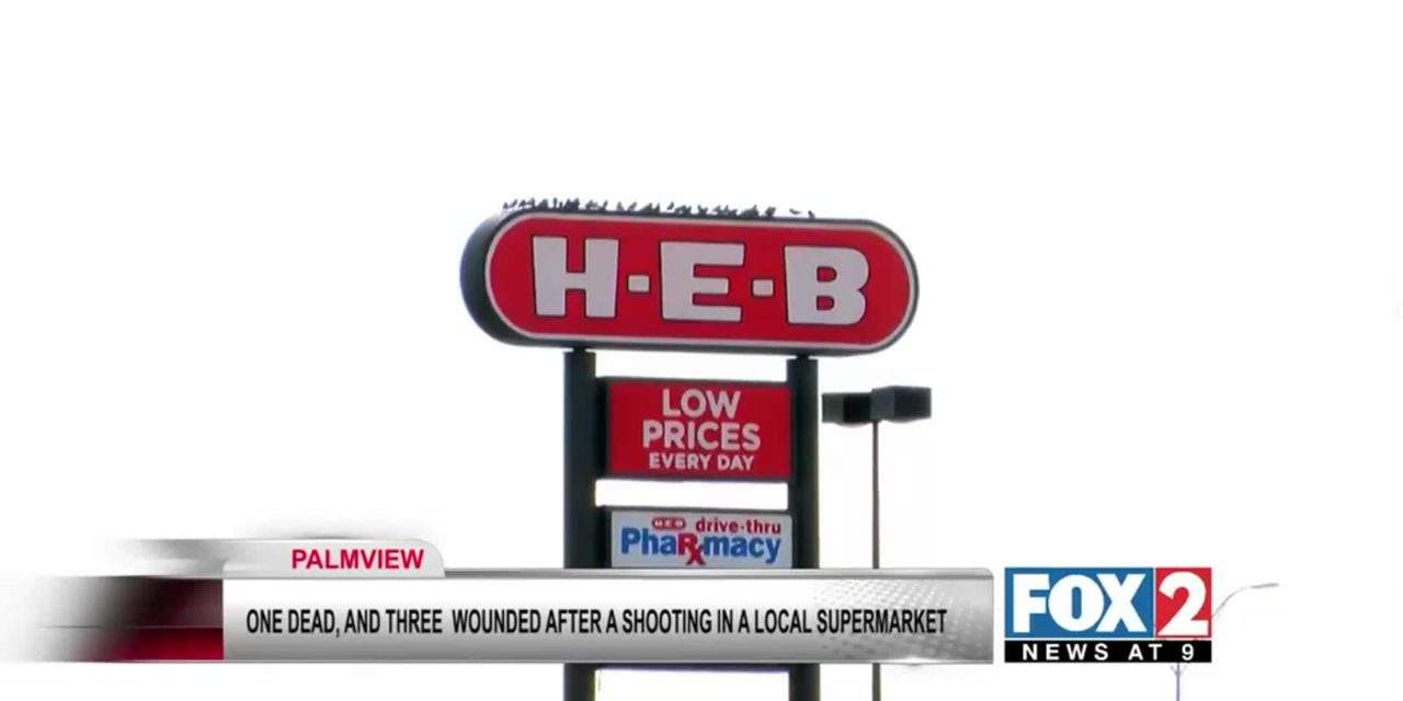 H-E-B Shooter in Palmview Faces Charges