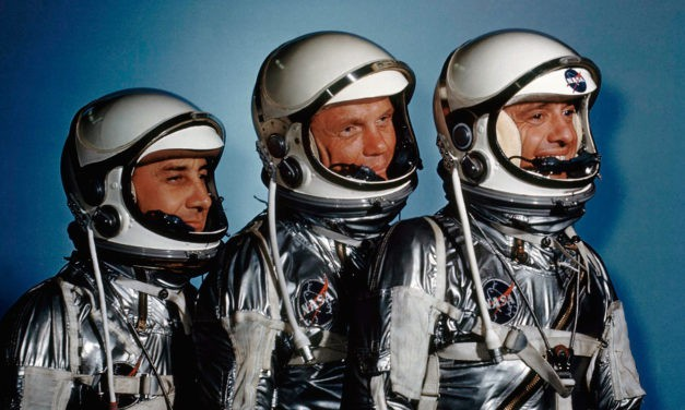 NASA's earliest and greatest astronauts star in new exhibit