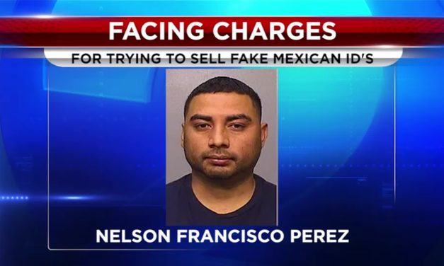Man Faces Charges For Selling Fake Mexican IDs