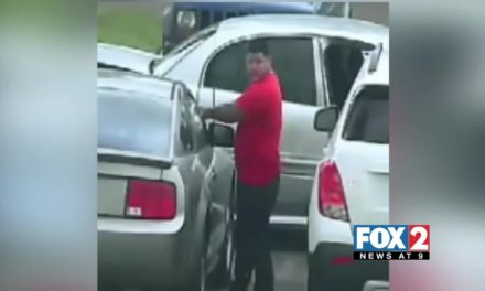 McAllen Car Theft Caught on Camera