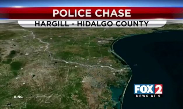 Police Chase Crosses Three Counties