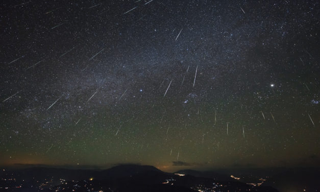 Geminids meteor shower peaks Tuesday amid full moon