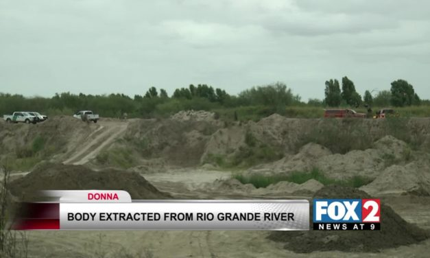 Body extracted from the Rio Grande River