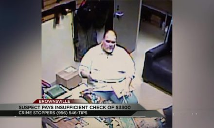 Brownsville Police Search for Person of Interest in Theft