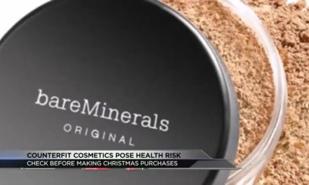 CONSUMER ALERT: Pirated Cosmetics Can Pose Health Risk