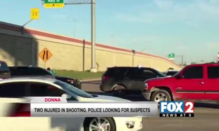 Donna Shooting Sends Two To Hospital