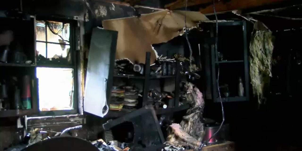 Edinburg Family Loses Home To Fire