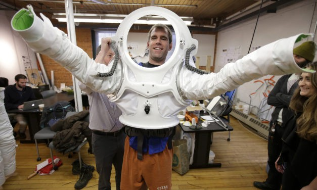Rhode Island School of Design works with NASA on Mars suit
