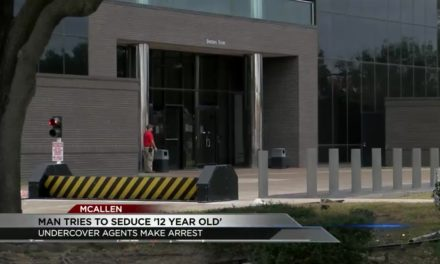 Man Caught Soliciting 12-Year-Old Via Text