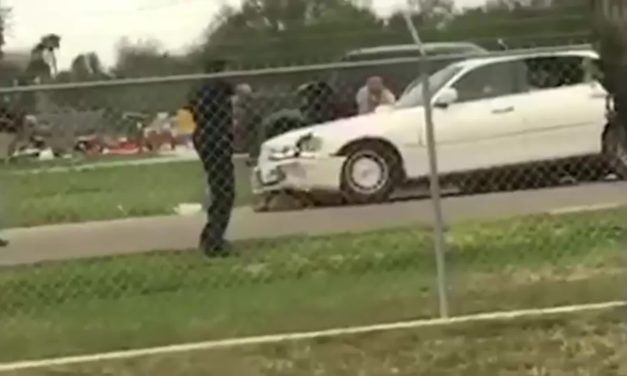 Road Rage Chase Ends in Shootout