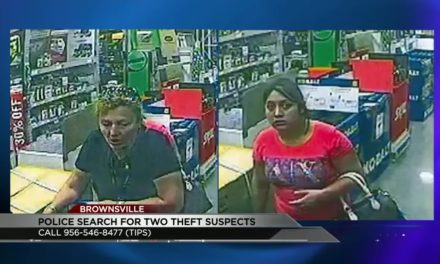 Police Search For Two Hardware Store Thieves
