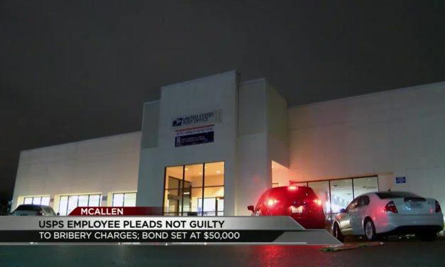 Postman Pleads Not Guilty