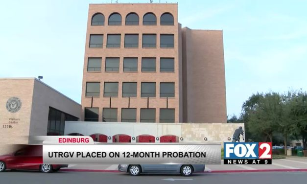Students Left in Limbo With UTRGV Probation