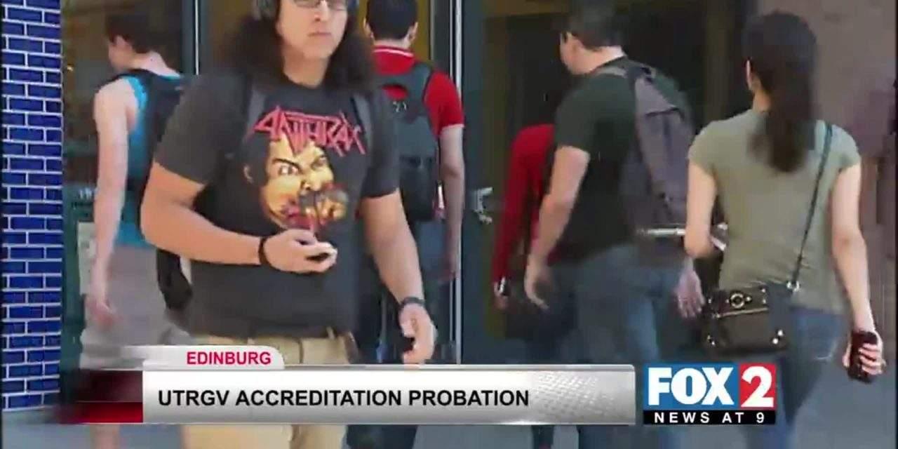 UTRGV Put on Probation by Accreditation Agency