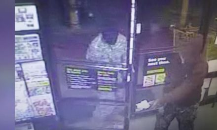 Authorities Searching for Two Armed Robbers