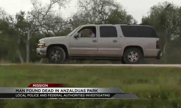Body Found in Anzalduas Park